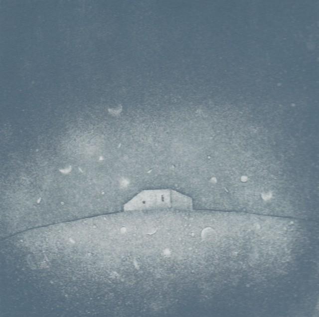 夜の夢-Ⅱ<span>価格:</span><span>版のサイズ:150×150㎜</span>